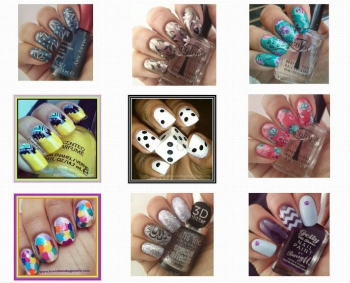 Love Shoes, Bags, Nails