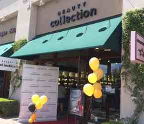 Beauty Collection Red Carpet Event