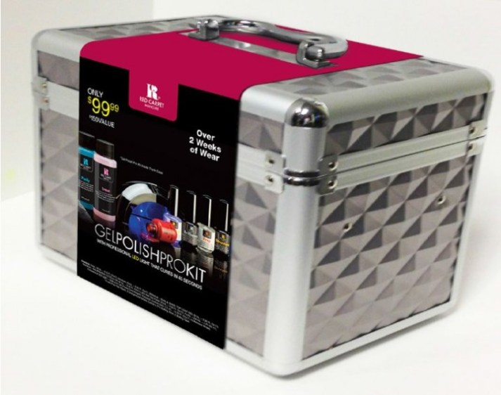 Red Carpet Manicure Celebrity Manicurist Kit
