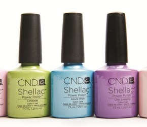 Shellac Sweet Dreams Collection