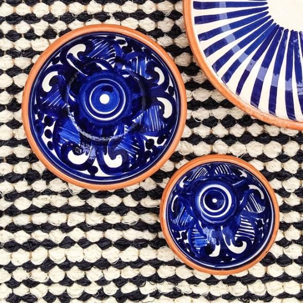 Casa Cubista Portugal Keramikschälchen Colheita