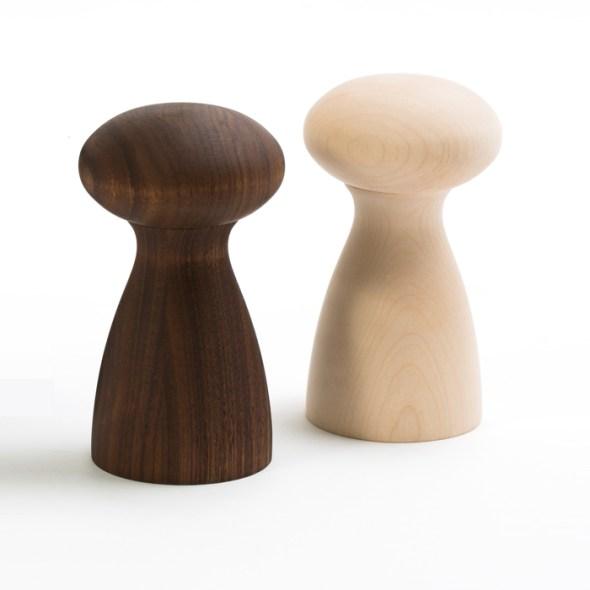 Pfeffermühlen aus Holz, Scandi Style, Dänisches Design