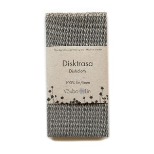 Spültuch Disktrasa graphit-grau