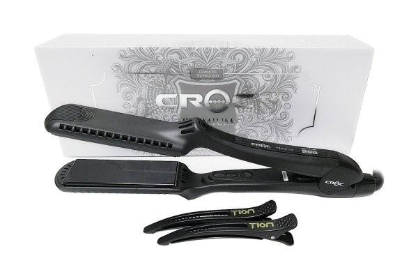flat iron for fine and course hair