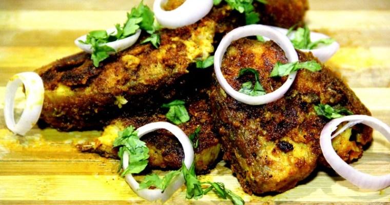 Tawa Fish Fry Recipe