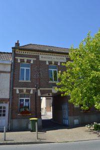 Maison des association ancienne brasserie de Salouël
