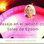 Masaje en el Jacuzzi con Sales de Epsom - Masaje León