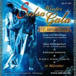 Salsa Winter Gala in Münster