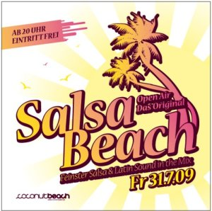 Salsa am Coconut Beach