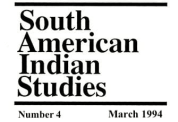 The Demography of Small-Scale Societies: Case Studies for Lowland South America