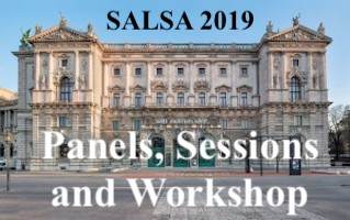 SALSA 2019 Panels/Workshops XII Sesquiannual Conference