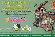 ONIC Vaki donatón pueblos indígenas