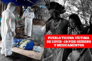 Pueblo Ticuna y el Covid