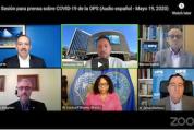 La Organización Panamericana de la Salud advierte sobre el riesgo que representa el Covid-19 para las comunidades que habitan la Amazonia (19-5-20)