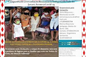 Open funding: Help the families to fight Covid-19, the hunger can not wait until the pandemic will go away (6-10-20)