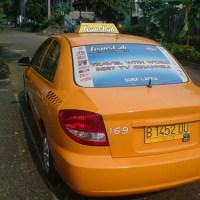 TransCab: Taksi dengan TV Kabel