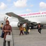 Jakarta – Medan bareng Citilink