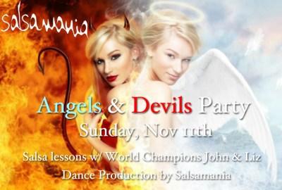 Salsamana Angels Devils Salsa