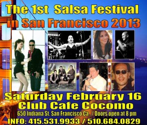 Cocomo Salsa Festival 2013