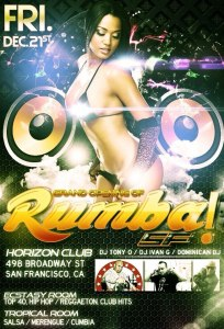 Rumba SF Horizon