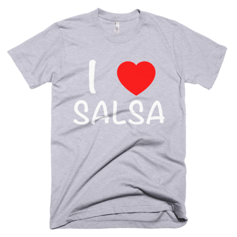 I Heart Salsa Shirt