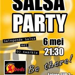 Next: Knallende Salsaparty op 6 mei in Leeuwarden!