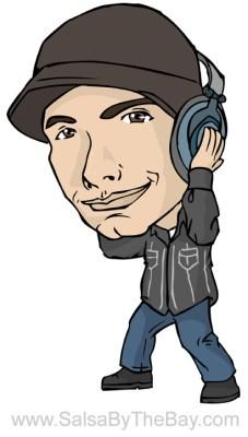 DJ Fab Fred salsa