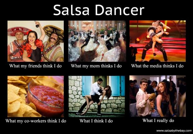 Salsa Dancer Meme