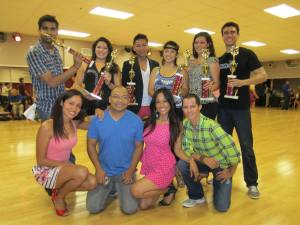 Hot Salsa Saturday Competition