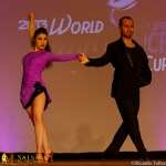 World Latin Dance Cup 2013 Jesus & Laura
