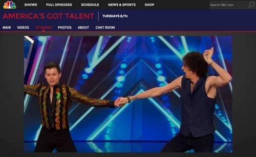 John Narvaez America's Got Talent