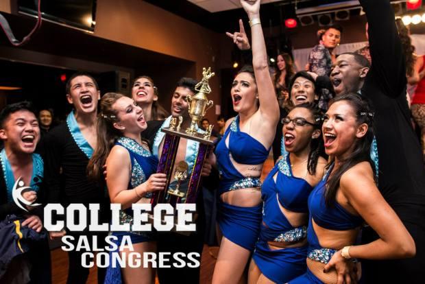 2015 College Salsa Congress Spartan Mambo