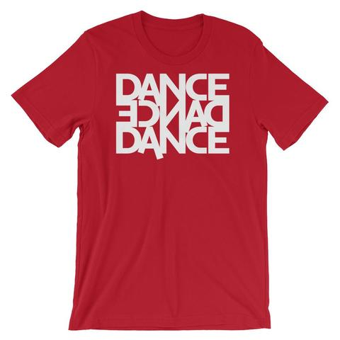 Dance Dance Dance Womens T-Shirt