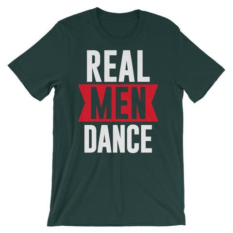 Real Men Dance Shirt