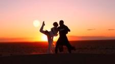 Star Wars Salsa Dancing
