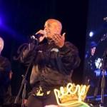 El Gran Combo: Anthony García y su primera presentación en el Callao