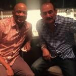 Charlie Aponte y Sergio George tendrían un acuerdo para grabar juntos