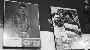 Durante años muchos personajes frecuentaron El Pérsico. Uno de ellos fue Carlitos Loza, uno de los propulsores de la salsa en el Primer Puerto. (Foto: Salserísimo Perú/Antonio Alvarez)