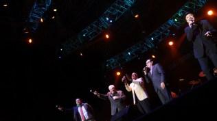 Toda la gente coreó los éxitos cantados por los pupilos de Johnny Pacheco. (Foto: Diego Toledo / Sóngoro Media)