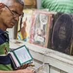 Primer encuentro de coleccionistas de discos de vinilo en Bogotá