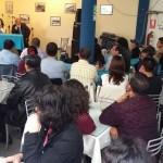 Angelina Medina: «Las radios locales prácticamente se olvidaron de la salsa»
