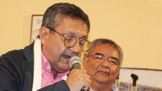 El maestro Eloy Jáuregui fue uno de los grandes expositores del conversatorio 'La vigencia de la salsa en el Perú'. (Foto: Salserísimo-Perú)