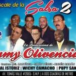Al Rescate de la Salsa 2: Todo listo para el show de Tommy Olivencia Jr. en Lima
