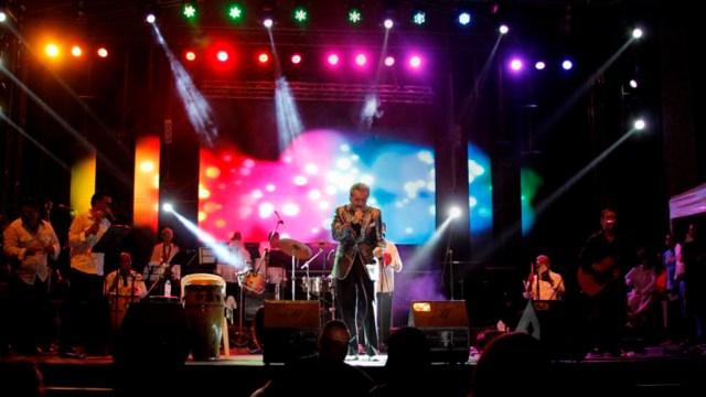 Henry Fiol llegó a Cartagena de Indias para este concierto que lastimosamente tuvo problemas con su organización. (Foto: El Universal)