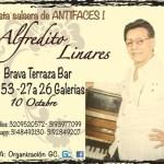 Alfredito Linares descarga en Bogotá