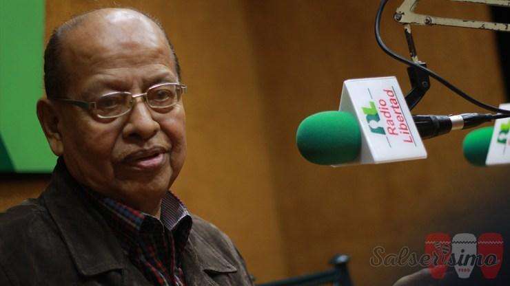 Jorge Eduardo Bancayán volvió a la cabina principal de Radio Libertad. Salserísimo Perú estuvo en el histórico momento.