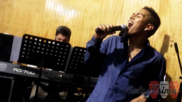 Gilberto y César demostraron que están para más que solo brindar conciertos. (Foto: Salserísimo Perú)