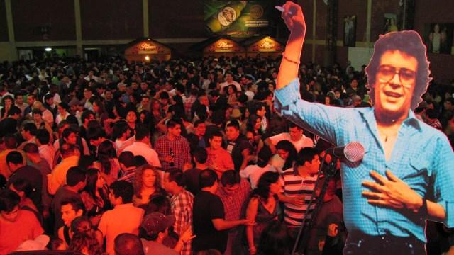 Fiesta salsera organizada por Descarga en el Barrio. (Foto: Facebook/DescargaEnElBarrio)