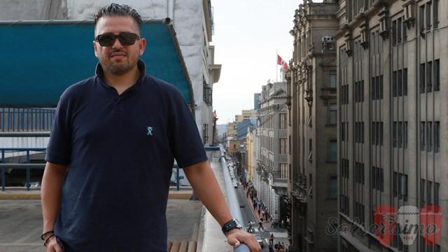 El año pasado, Rafael Pareja estuvo en La Habana y grabó 'La rumba que traigo yo', en los estudios de Manolito Simonet.