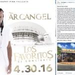 Arcángel se disculpa por lo dicho sobre Ismael Rivera